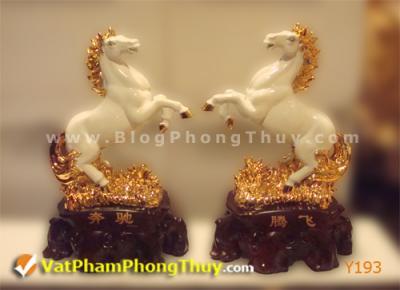 ngua phong thuy Y193 Ngựa Phong Thủy   Hình tượng, ý nghĩa của ngựa trong Phong Thủy