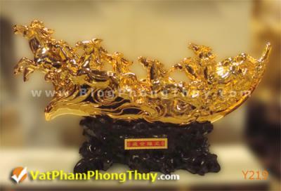 ngua phong thuy Y219 Ngựa Phong Thủy   Hình tượng, ý nghĩa của ngựa trong Phong Thủy